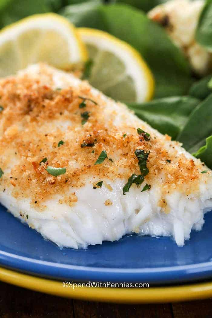 Easy Baked Tilapia Or Cod Spend With Pennies