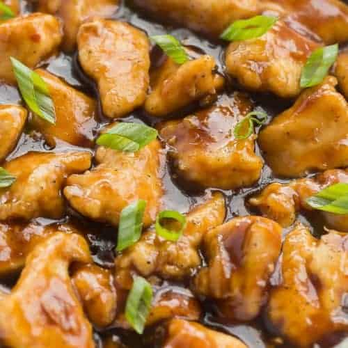 Skillet Orange Chicken Recipe 30 Min Meal Spend With Pennies