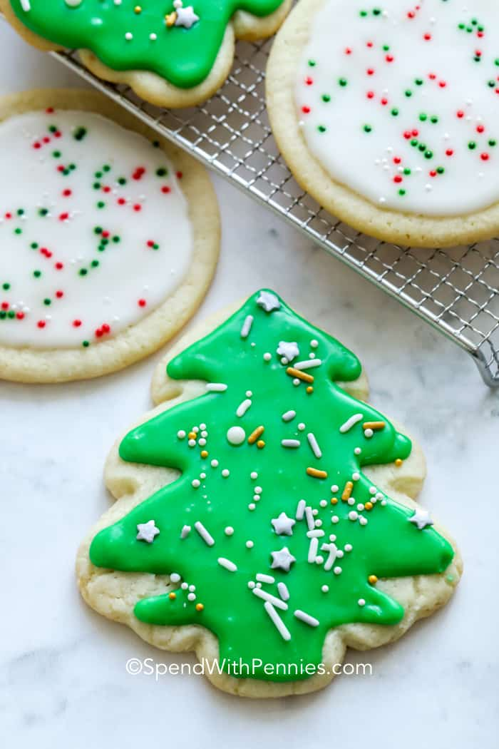 Sugar Cookie Icing Great For Decorating Spend With Pennies