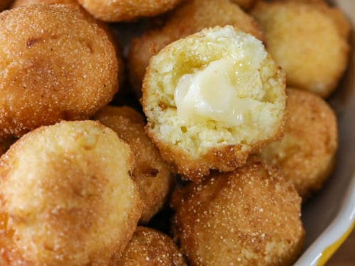 Easy Hush Puppies Recipe - Spend With Pennies