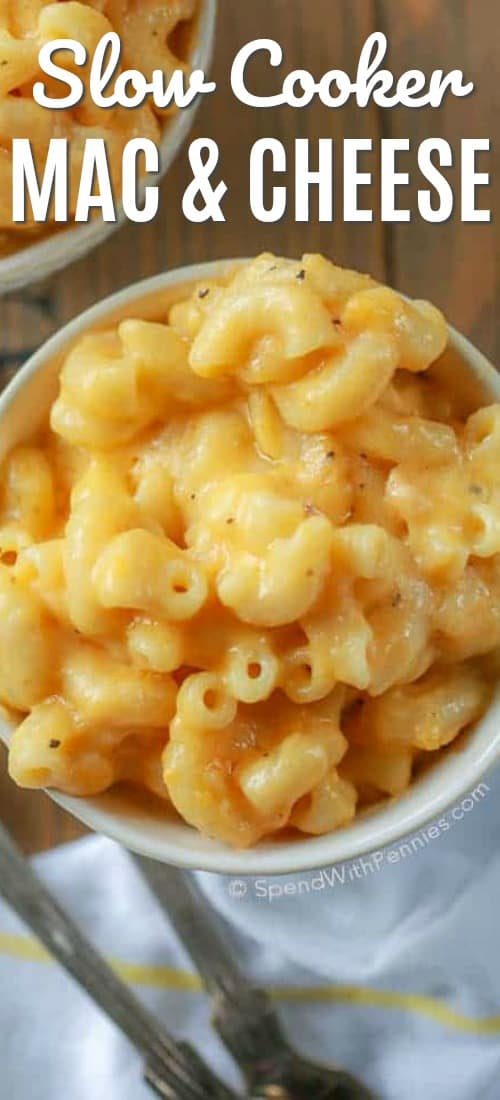 Can you cook mac and cheese pasta in a slow cooker?
