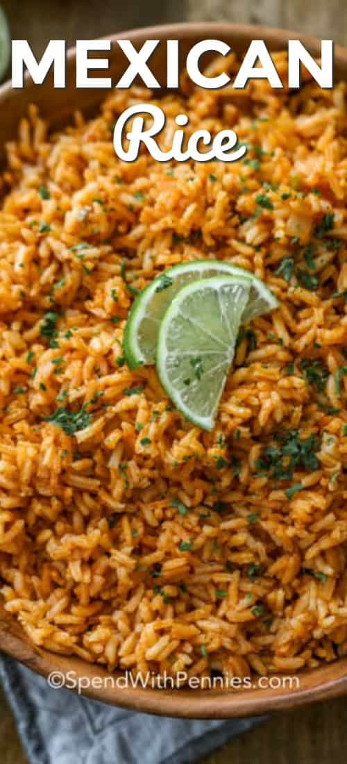 How to make homemade authentic mexican rice