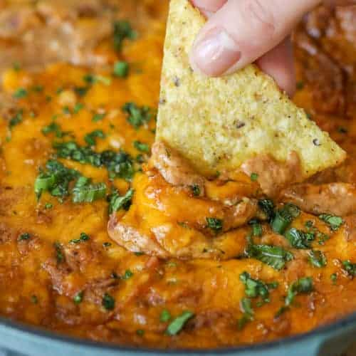 Easy Bean Dip Spend With Pennies