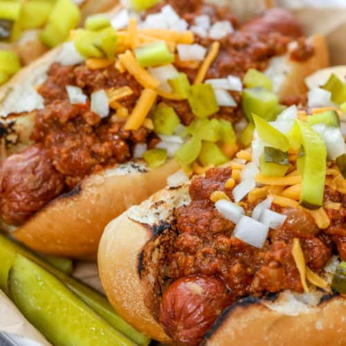 Quick Hot Dog Chili Spend With Pennies