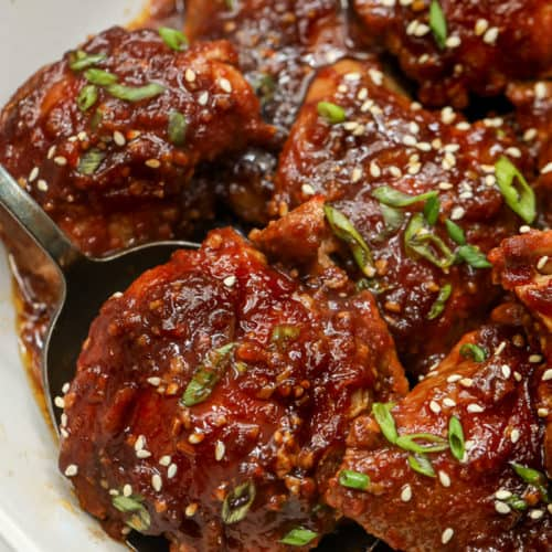 Crock Pot Chicken Thighs Sweet Spicy Sauce Spend With Pennies,What Do Pet Mice Eat