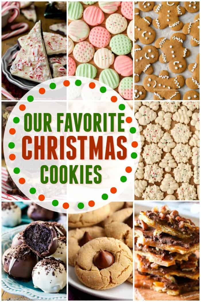 The Best Christmas Cookies Spend With Pennies