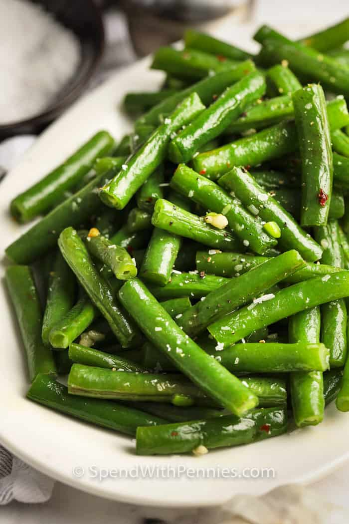 Sauteed Green Beans Fresh Simple Spend With Pennies