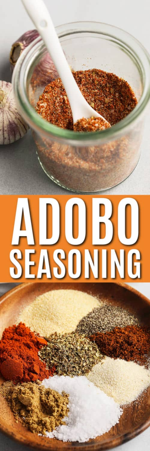 Adobo Seasoning Homemade Spend With Pennies