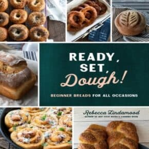 Ready Set Dough Cookbook