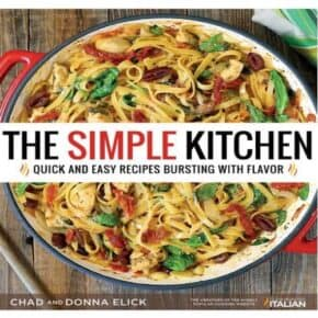 The Simple Kitchen Cookbook