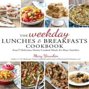 The Weekday Lunches & Breakfast Cookbook