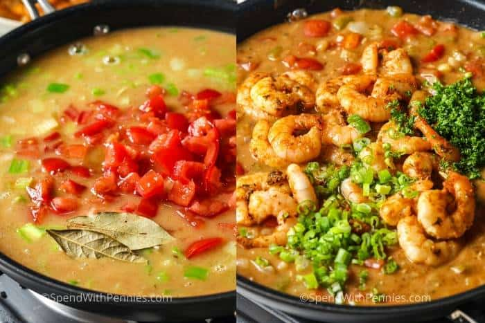 Shrimp Etouffee Step By Step Spend With Pennies