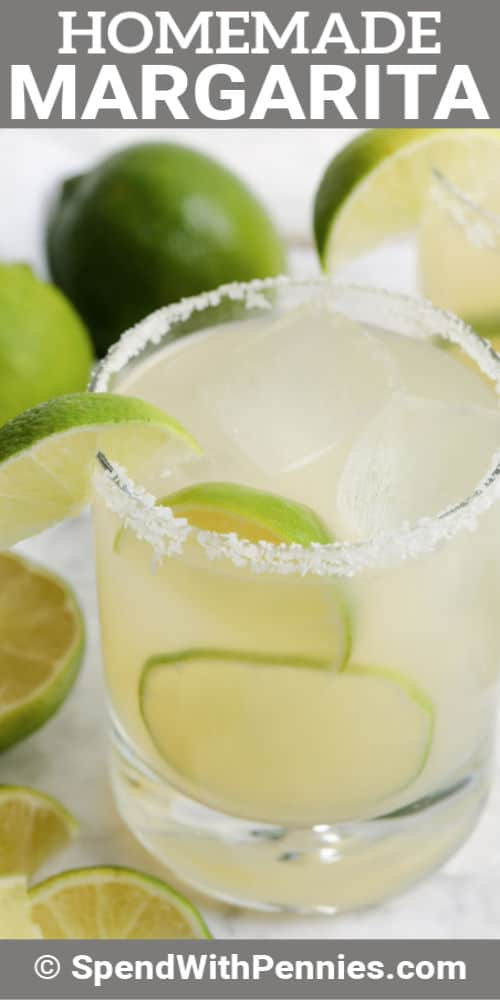 Margarita with a title