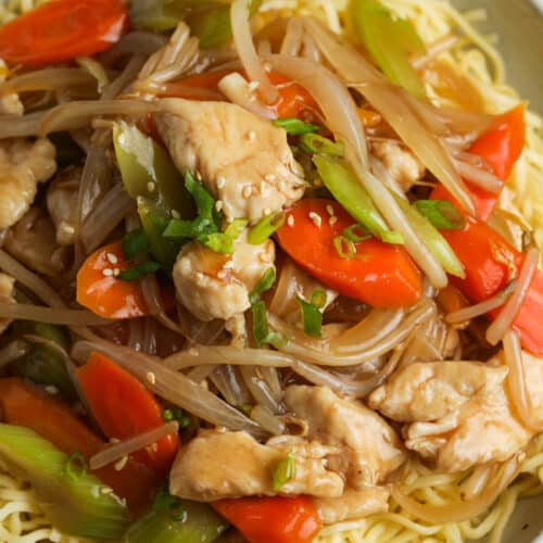 Chicken Chop Suey Better Than Take Out Spend With Pennies