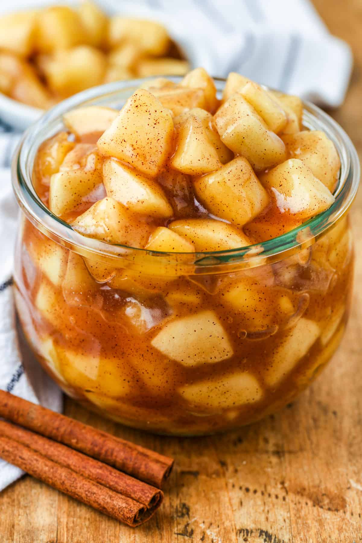Apple Pie Filling Made on the Stovetop   Spend With Pennies