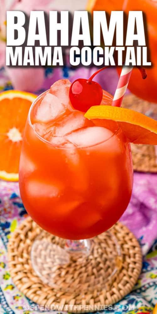 SP Bahama Mama Cocktail SpendWithPennies 1 |