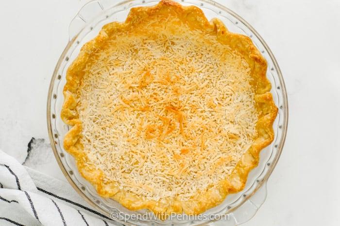crust for Ultimate Coconut Cream Pie